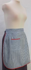 Ladies Apron square pocket - Duchess Range